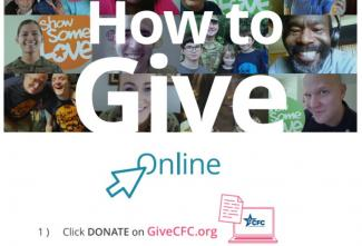 Thumbnail of the top of the How to Give Card